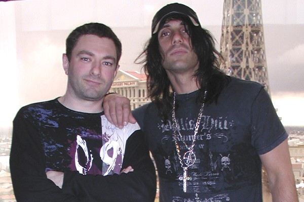 Fabrice Delaure & Criss Angel